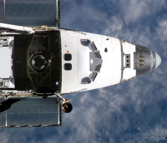 new spacecraft to replace shuttle - photo #37