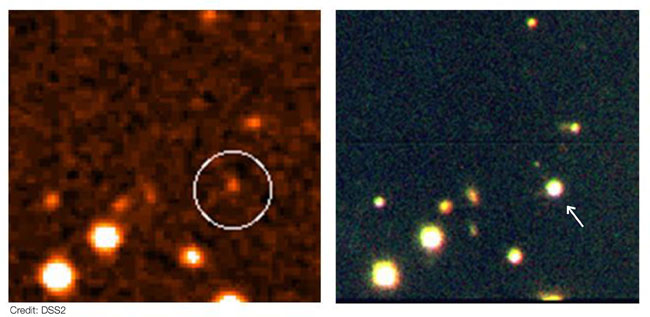 Strange Exploding Star Unlocks Supernova Secrets