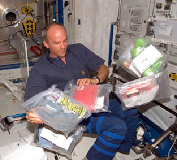 Space Station's Pantry