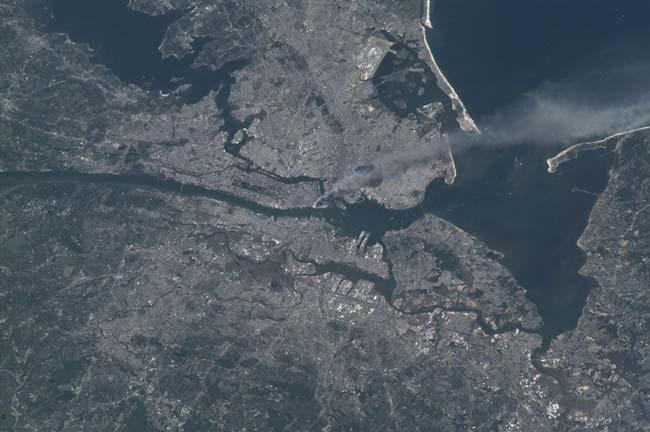 NASA Commemorates 9/11 Anniversary