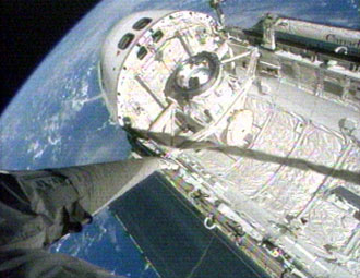 Additional Inspections Show No Damage to Atlantis Orbiter, NASA Says