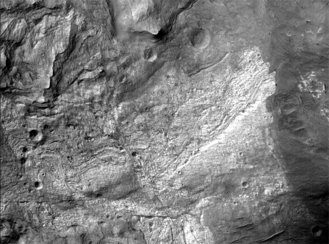 New Mars Craft Sends Back First Detailed Images