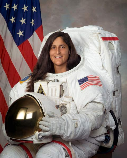 Sunita Williams: Astronaut, Marathon Runner in Space