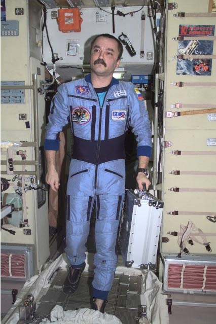 Cosmonaut Biography: Mikhail Tyurin