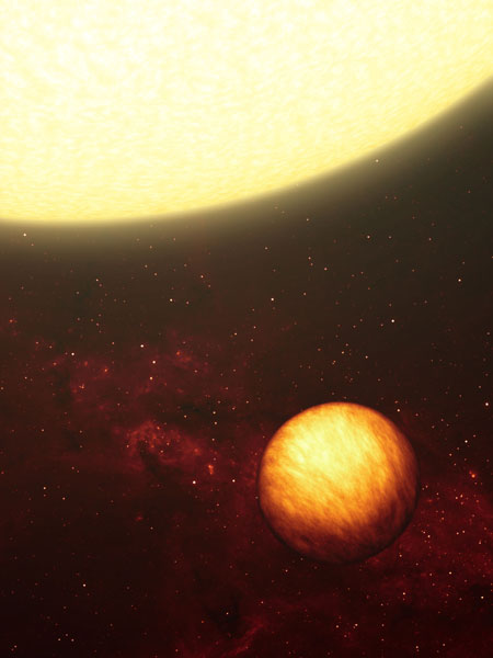 Giant Planets Pack Supersonic Winds