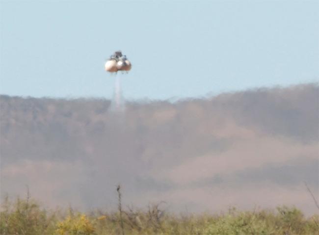 Lunar Lander Rocket Flies But Fails In Bid For Prize Dollars