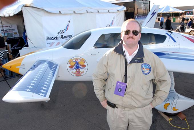XCOR Aerospace CEO Jeff Greason