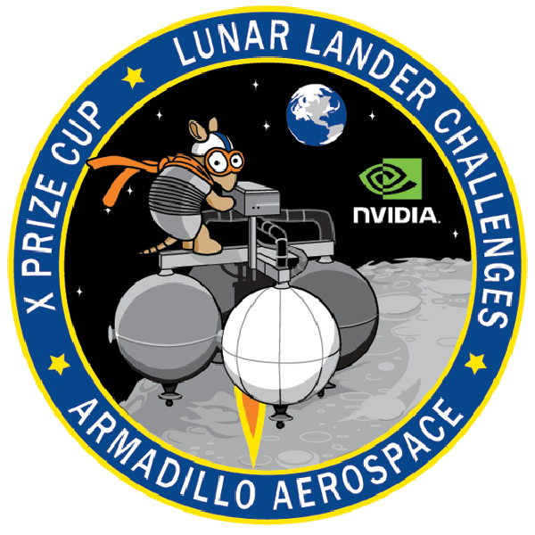 Top Contender for Lunar Lander Prize Crashes