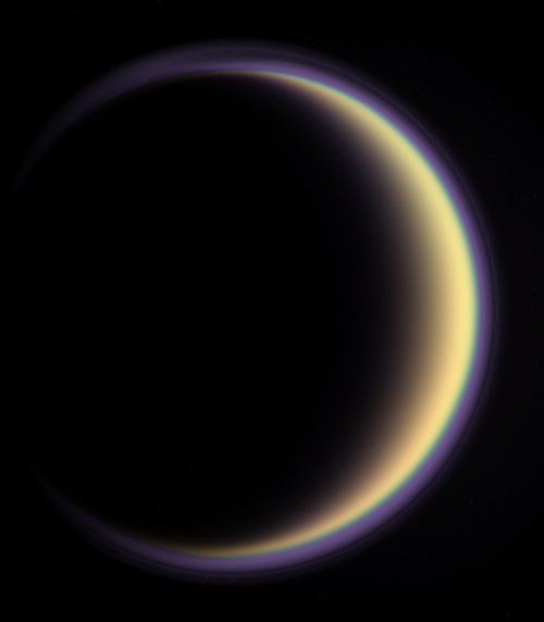 Scientists to Scan Titan's Atmosphere From Earth