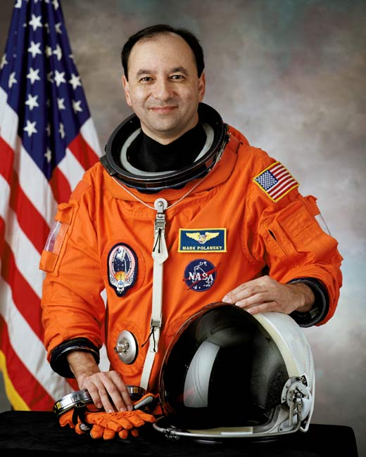 Astronaut Biography: Mark L. Polansky