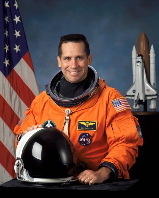 Astronaut Biography: William A. Oefelein