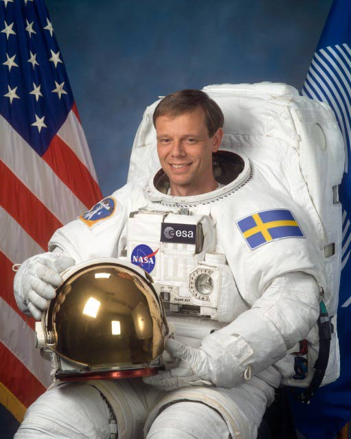 ESA Astronaut Biography: Christer Fuglesang