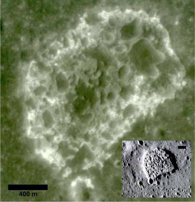 Moon Burps Reveal Volcanic Activity
