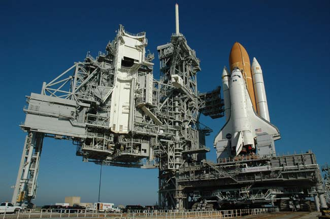 NASA: Space Shuttle Discovery Set for Dec. 7 Launch