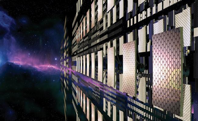 Space-Based Sun-Shade Concept a Bright Idea