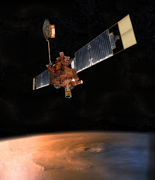 Mars Global Surveyor Remains Silent, Feared Lost