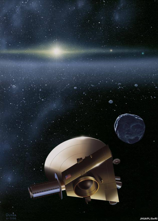 New Horizons: Outbound For Jupiter Flyby