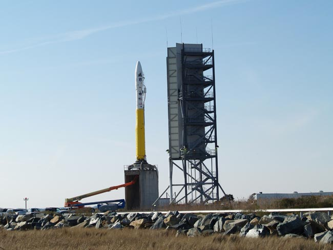 Minotaur Rocket to Star in Spaceport's Launch Debut