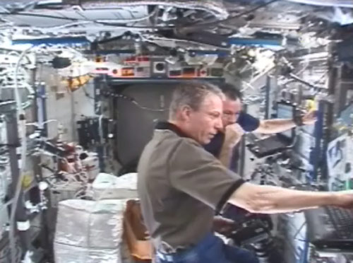 Orbital Rendezvous: Discovery Crew to Dock at ISS