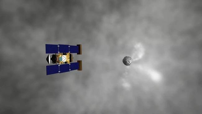 Sampling the Solar System