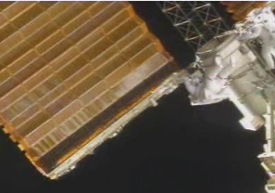 Solar Array Shake: Astronauts Rewire ISS, Fourth Spacewalk Set