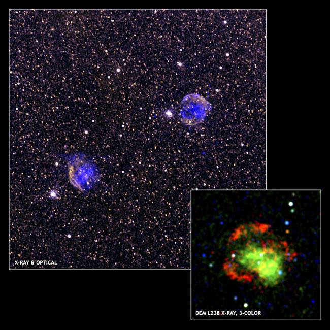 Scientists Discover Stellar Bombs with Short Fuses
