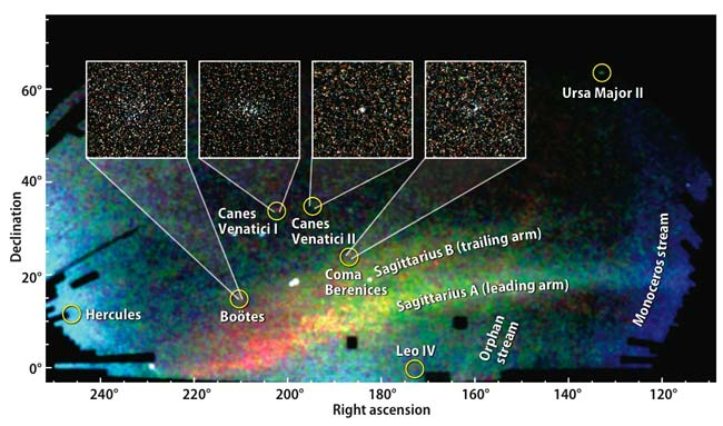 New 'Hobbit' Galaxies Discovered Around Milky Way