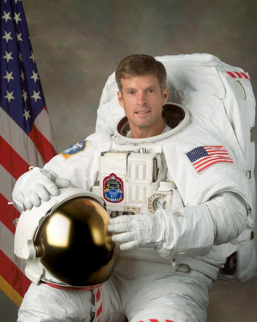 Astronaut Biography: Steven Swanson