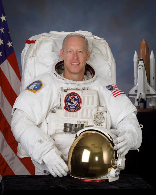 Astronaut Biography: Patrick Forrester