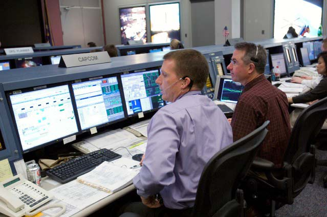 NASA Replaces Charged Astronaut for Next Shuttle Mission