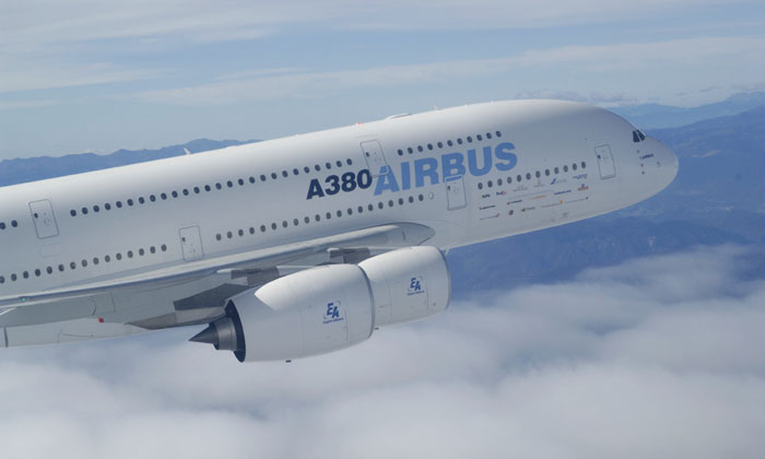 First Buyer For the Airbus A380 'Flying Palace'
