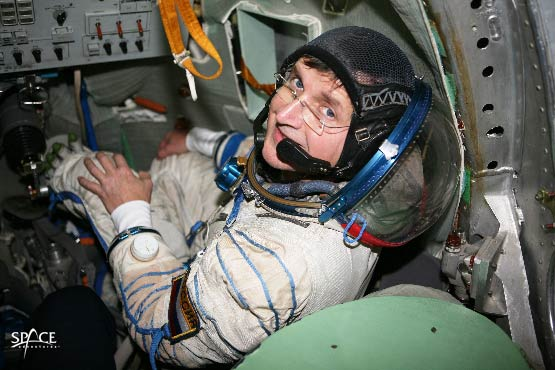 Charles Simonyi: Next Space Tourist Has Spacesuit, Will Travel