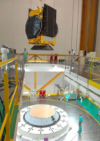 Ariane 5 Rocket Launch Scrubbed Due to Technical Glitch