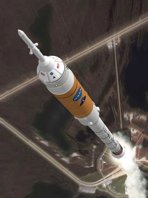 NASA Finalizes Ares I Upper Stage Engine Contract