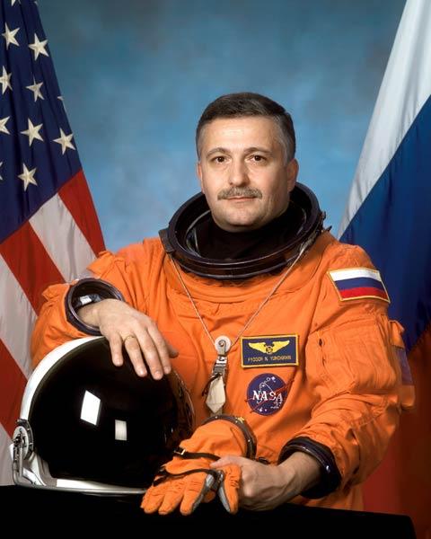 Cosmonaut Biography: Fyodor Yurchikhin