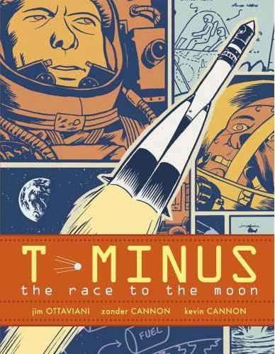 'T-Minus' Launches Space Race Into Comics
