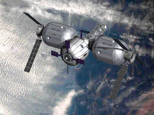 Private Space Station Builder Downsizes Dramatically
