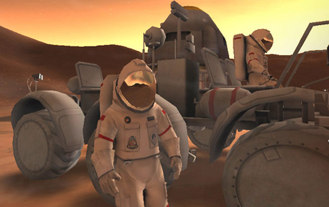 NASA Creating Online Multiplayer Video Game