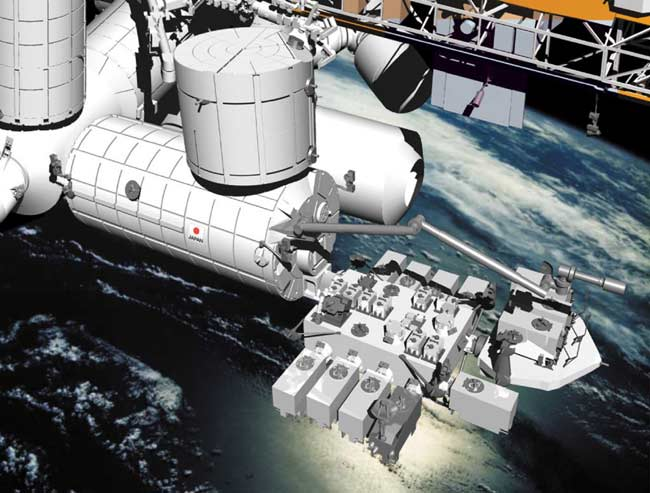 Japan Prepares Space Station's Largest Laboratory for Flight
