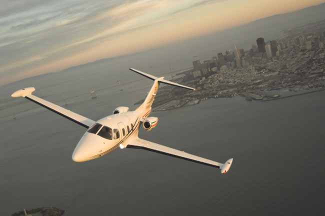 Very Light Jets: Affordable to Fly and Maybe to Buy