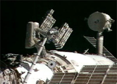 Cosmonauts to Add More ISS Shields in Second Spacewalk