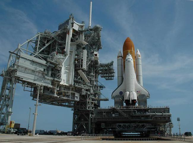 Weather Outlook Improves for Friday Shuttle Launch