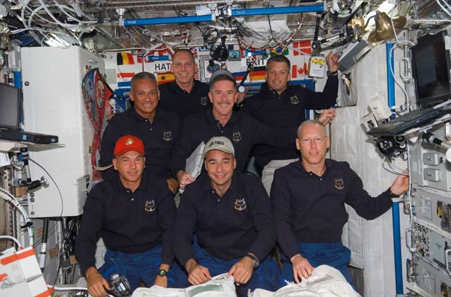 HOLD FOR 6/13 WEDNESDAY ANYTIME -- Shuttle Mission Going 'Great,' Astronauts Say