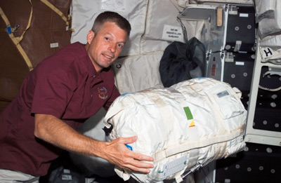 Atlantis Astronauts to Pack Up Shuttle
