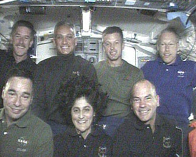 Mission Atlantis: Shuttle Astronauts to Land Today