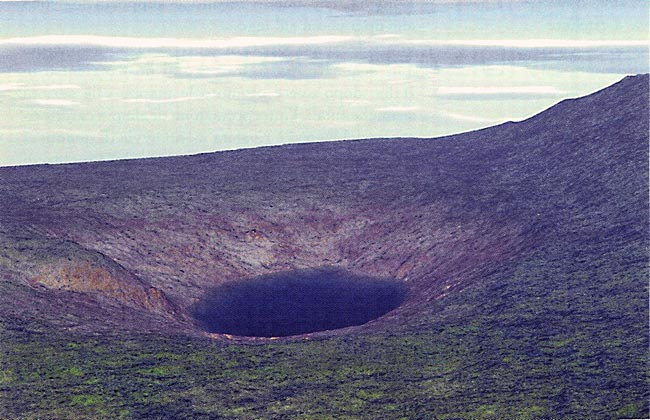 Crater Could Solve 1908 Tunguska Meteor Mystery