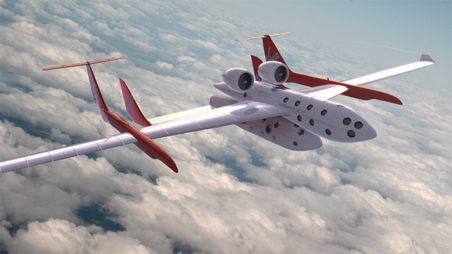 Sales Strong for First Seats Aboard Virgin Galactic's Spaceliner