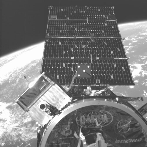 DARPA to Decommission Satellite Refueling Prototypes