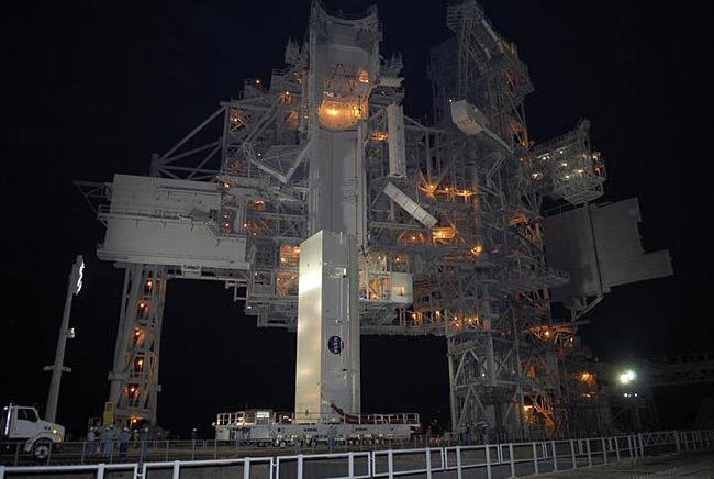 Space Shuttle Endeavour Primed for August Launch