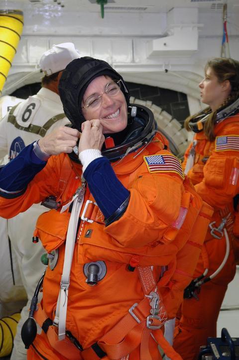 orange space suit training - photo #46